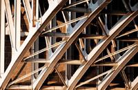 Image de corrosion métallique