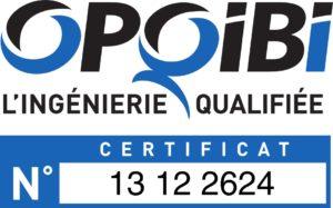 Logo du certificat OPQIBI du CTICM