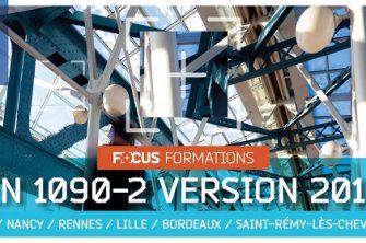 Focus Formation EN 1090-2 version 2018