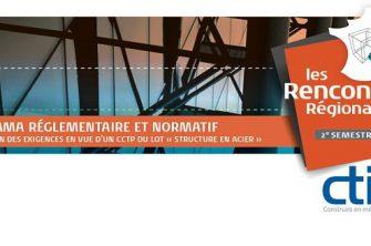 Rencontres Régionales – 2nd semestre 2019